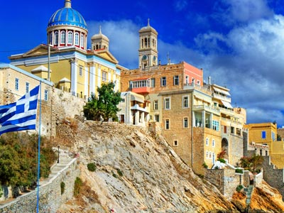 Cyclades Syros SMALL